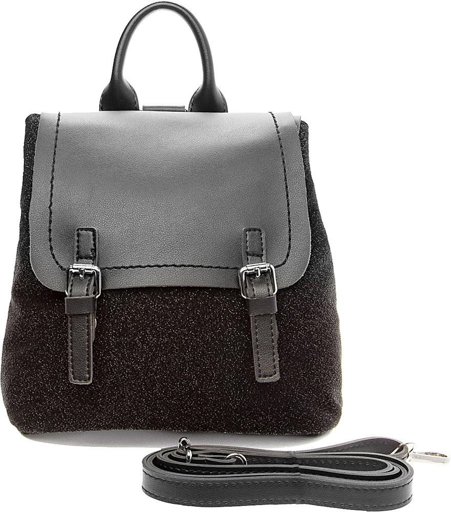 Рюкзак женский Keddo, цвет: черный. 387117/02-01 цена 2017