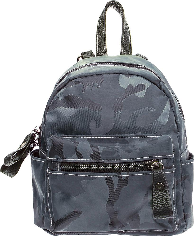 Рюкзак женский Keddo, цвет: серый. 387117/06-03 сотовый