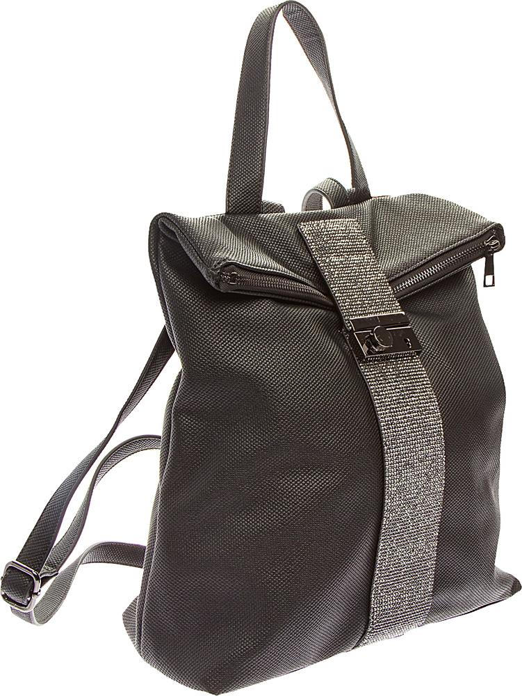 Рюкзак женский Keddo, цвет: черный. 387123/01-01 цена 2017