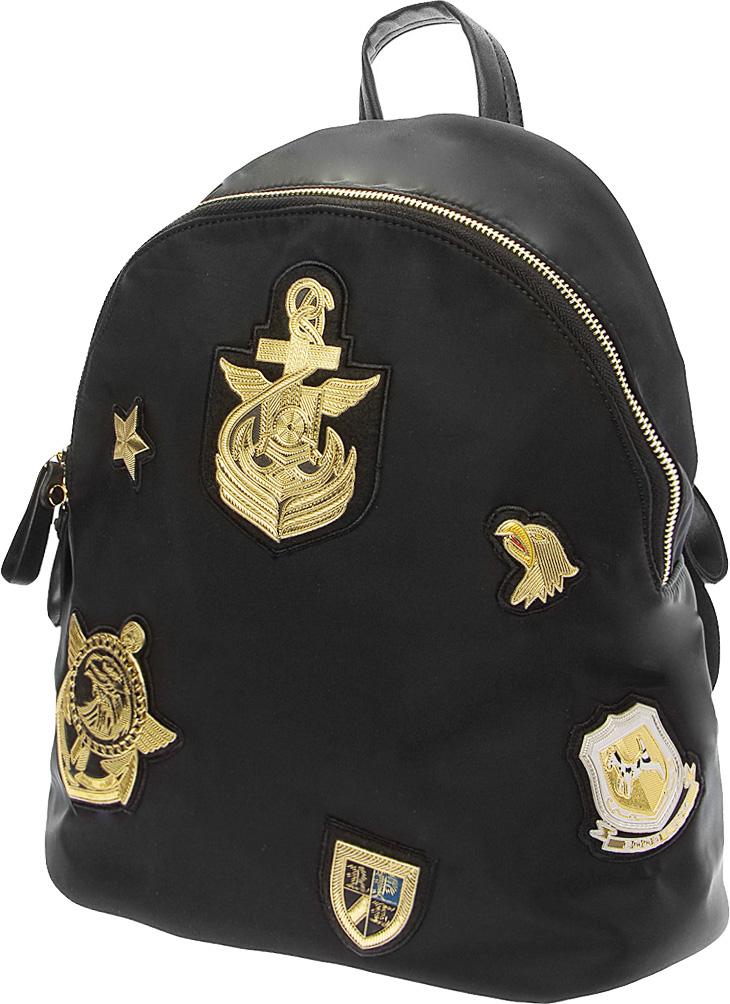 Рюкзак женский Keddo, цвет: черный. 387126/07-01 рюкзак keddo keddo ke037bwarpd6
