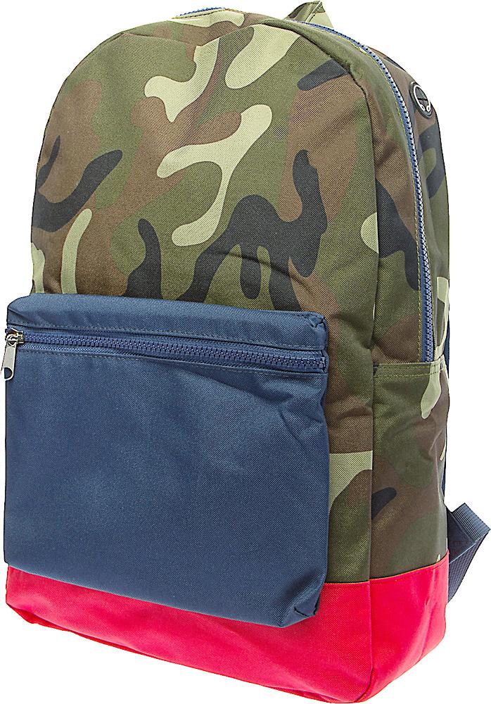 Рюкзак подростковый Keddo, цвет: милитари. 387139/01-04