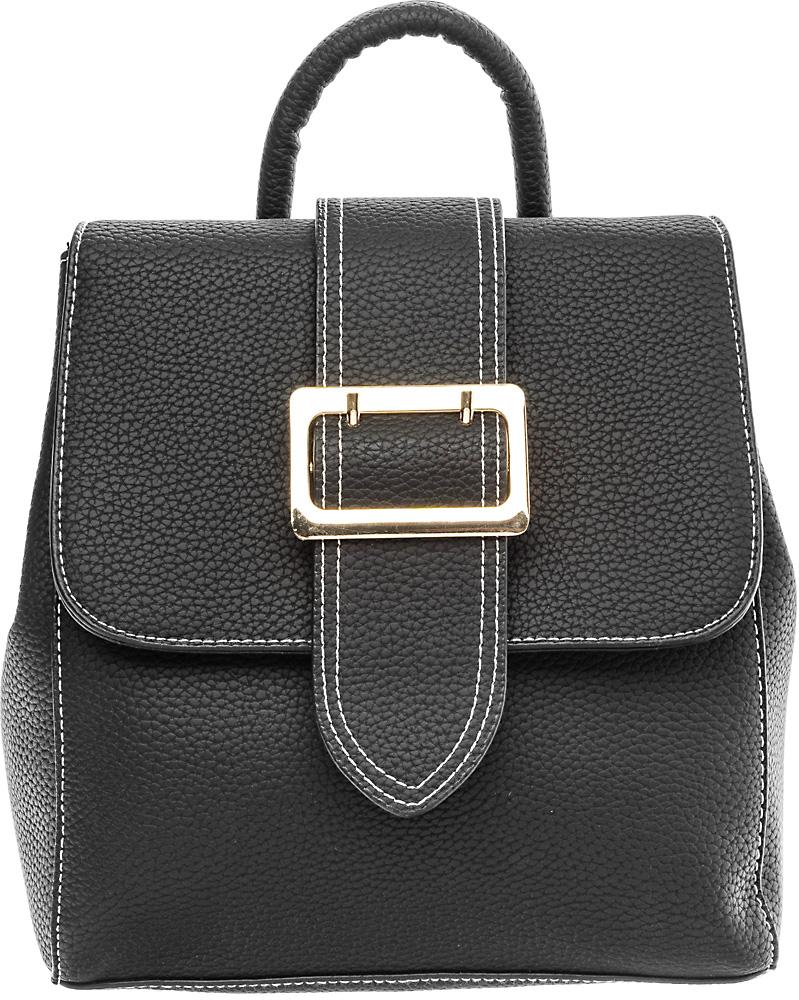 Рюкзак женский Keddo, цвет: черный. 387152/02-01 цена 2017