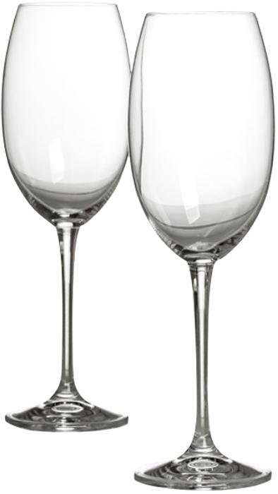 """Набор бокалов для вина Crystalite Bohemia """"Эста"""" пригодится для любого торжества.  В наборе 2 бокала из выдувного стекла.  Такой набор бокалов станет прекрасным подарком на любой праздник."""
