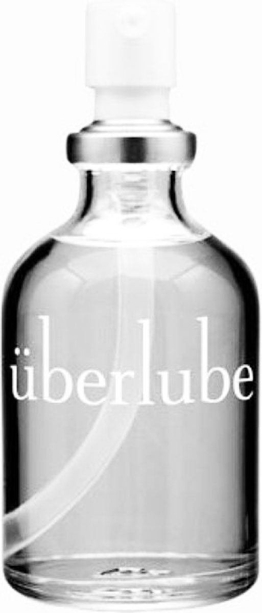 Uberlube Лубрикант универсальный, 50 мл шарики анальные тройные