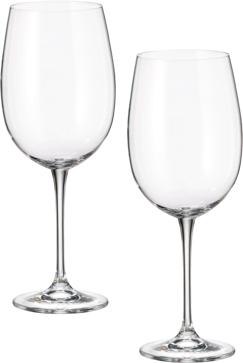 Набор бокалов для вина Crystalite Bohemia Эста, 640 мл, 2 шт1SF86`640х2Набор бокалов для вина Crystalite Bohemia Эста пригодится для любого торжества.В наборе 2 бокала из выдувного стекла.Такой набор бокалов станет прекрасным подарком на любой праздник.