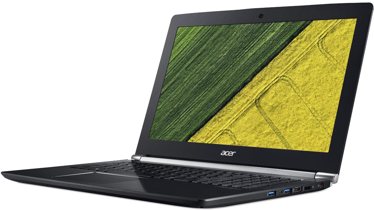 Acer Aspire Nitro VN7-593G-58N7, Black