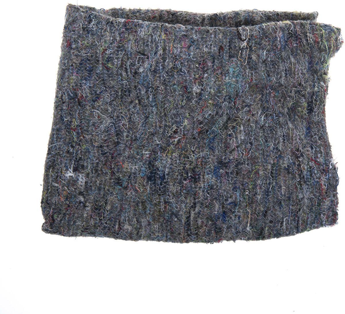 Тряпка для пола HomeQueen, цвет: серый, 40 х 50 см68862Тряпка для пола х/б 40смх50см без упаковки/40/10