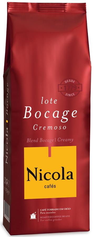Nikola Bocage кофе молотый, 250 г кофе молотый nicola bocage 250 гр
