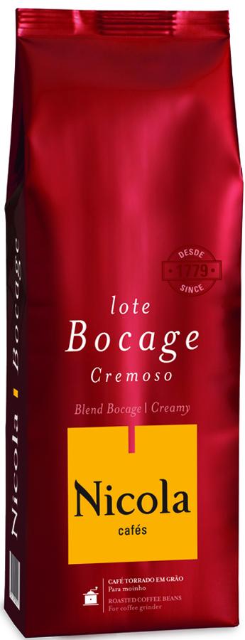 Nikola Bocage кофе в зернах, 1 кг5601132102010Технологи соединили кофейные зерна из Индии, Бразилии, Колумбии, Гватемалы и Вьетнама. Этот вкус описать невозможно, можно попробовать и полюбить навсегда.