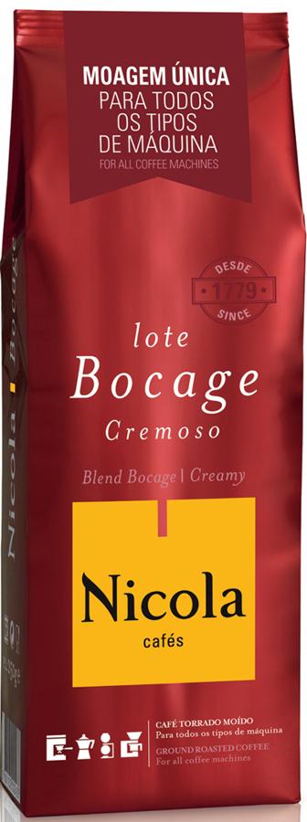 Nikola Bocage кофе в зернах, 250 г nikola tesla collector bobblehead