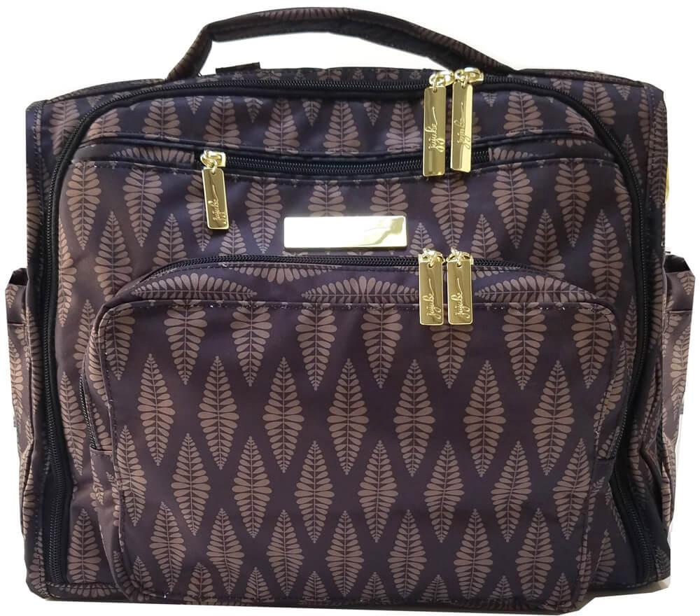 Ju-Ju-Be Сумка-рюкзак для мамы B.F.F. цвет коричневый черный 13FM02L-9496 -  Сумки для мам