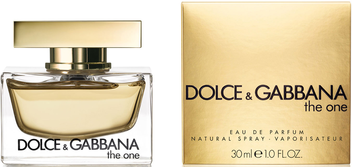Dolce&Gabbana The One Парфюмерная вода, 30 мл