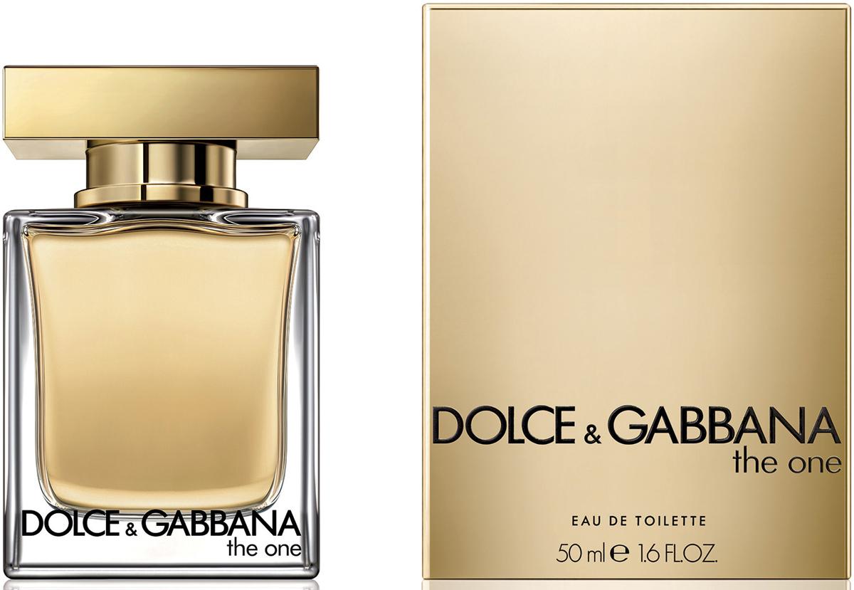 Dolce&Gabbana The One Туалетная вода, 50 мл65116397Глубокий и роскошный аромат, созданием которого Доминико Долче и Стефано Габбана отдали дань откровенному соблазну и женственности.