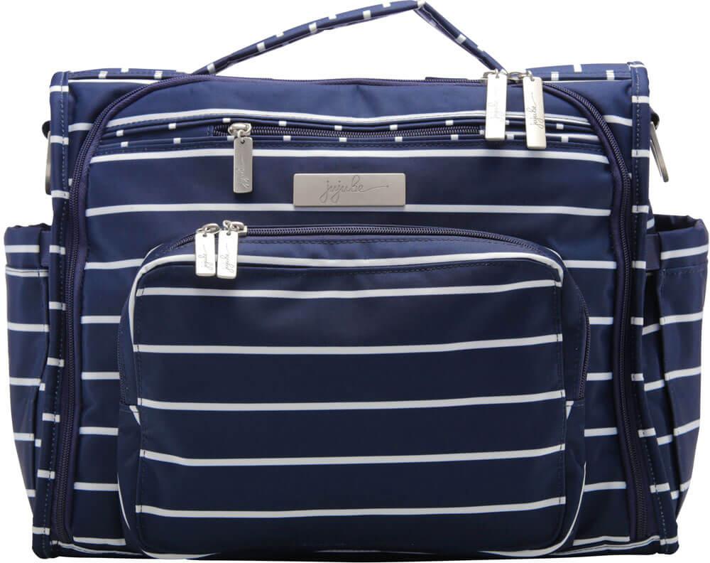 Ju-Ju-Be Сумка-рюкзак для мамы B.F.F. цвет синий белый 16FM02P-0164 -  Сумки для мам