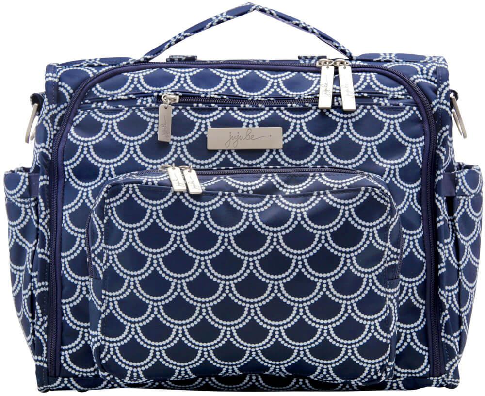 Ju-Ju-Be Сумка-рюкзак для мамы B.F.F. цвет синий белый 16FM02P-0348 -  Сумки для мам