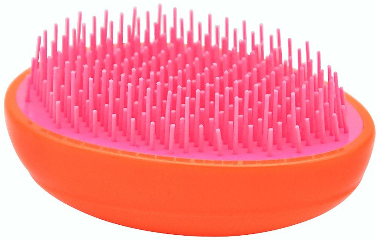 Beautypedia Расческа распутывающая Compact, цвет: оранжевый6900888100165Расческа Beautypedia compact легко справляется с запутанными, длинными, мокрыми волосами, прекрасно прочесывает даже самую густую шевелюру, обладает антистатическим эффектом, легко расчесывает пряди от корней до самых кончиков, не повреждая и не выдирая волосы. Перед расчесыванием можно нанести сыворотку, маску или кондиционер. Расческа имеет привлекательный дизайн и компактные размеры, что сделает ее незаменимым аксессуаром в Вашей сумочке. Бережно расчесать мокрые или предварительно высушенные волосы. При необходимости предварительно нанести сыворотку или маску для волос и равномерно распределить ее с помощью расчески.
