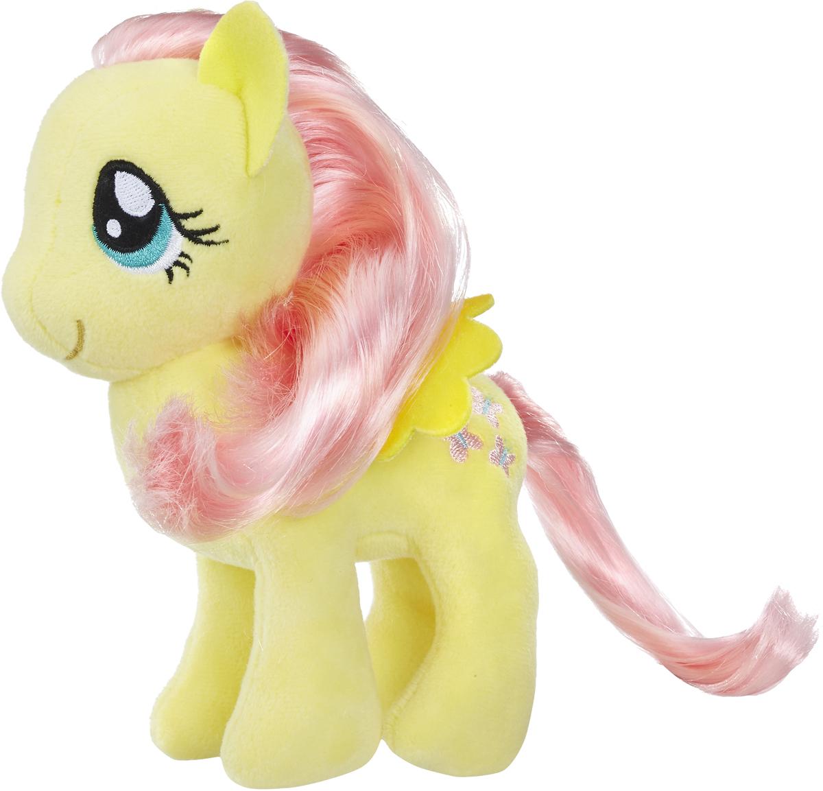 My Little Pony Игрушка мягконабивная Пони с волосами
