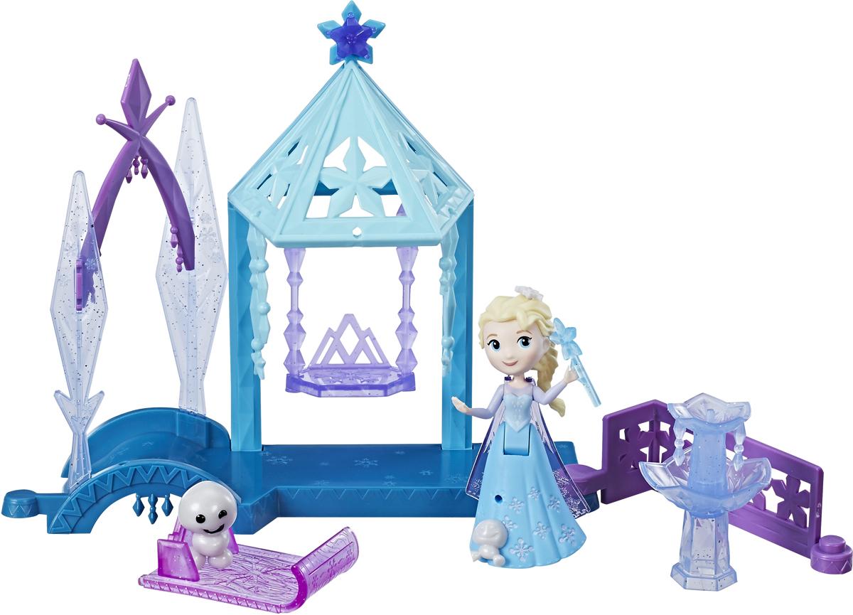 Disney Frozen Игровой набор Холодное сердцеДомик игровые наборы море чудес набор грот русалочки