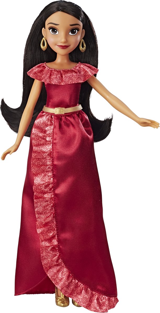 Disney Elena Of Avalor Кукла  Елена из Авалора  - Куклы и аксессуары