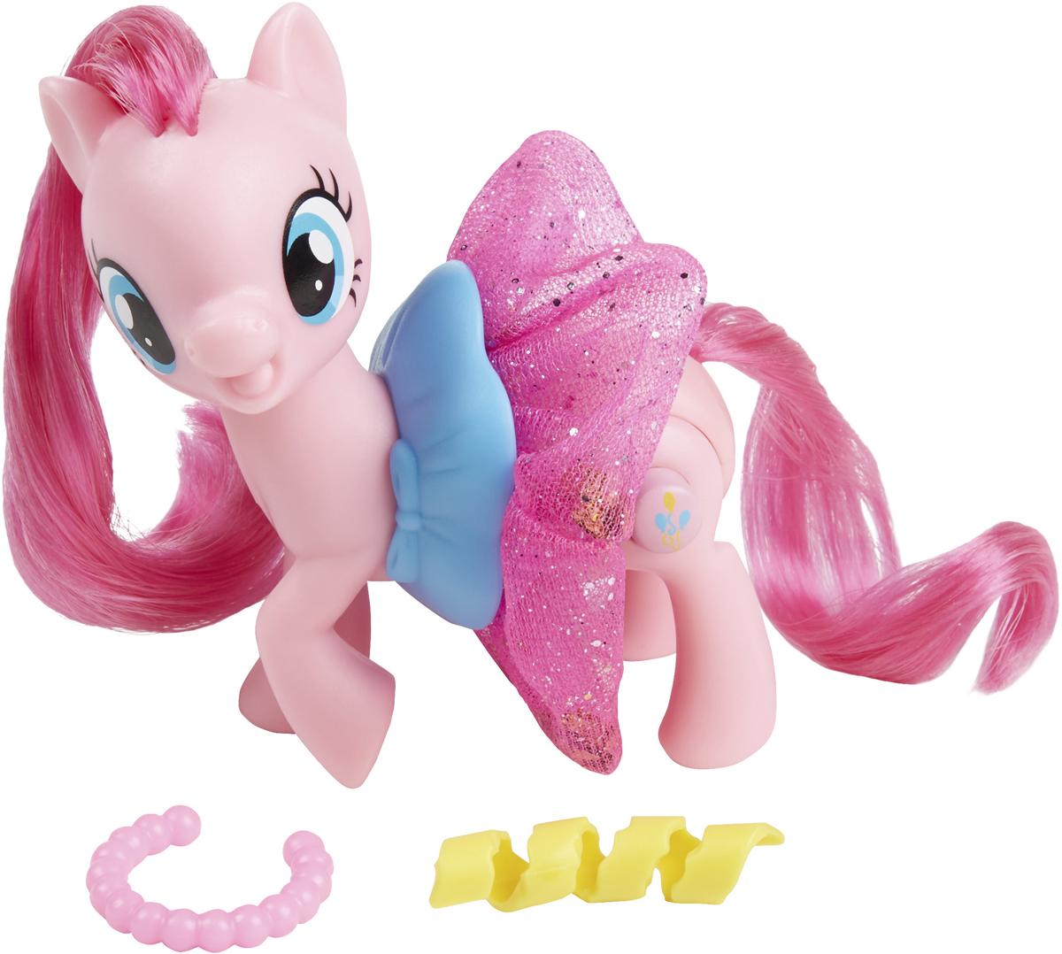 My Little Pony Игрушка Пони в блестящих юбках Pinkie Pie - Фигурки