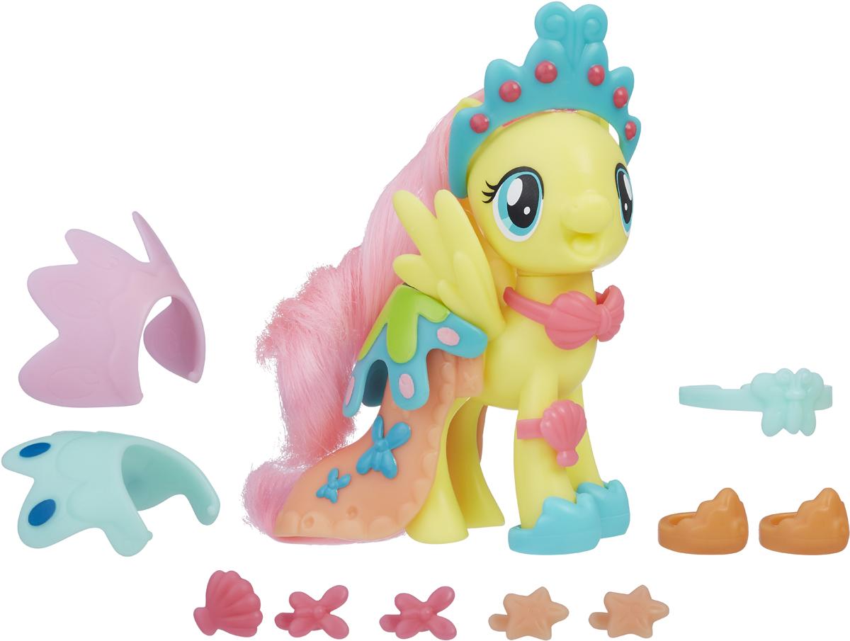 My Little Pony Игрушка Пони с волшебными нарядами Fluttershy - Фигурки