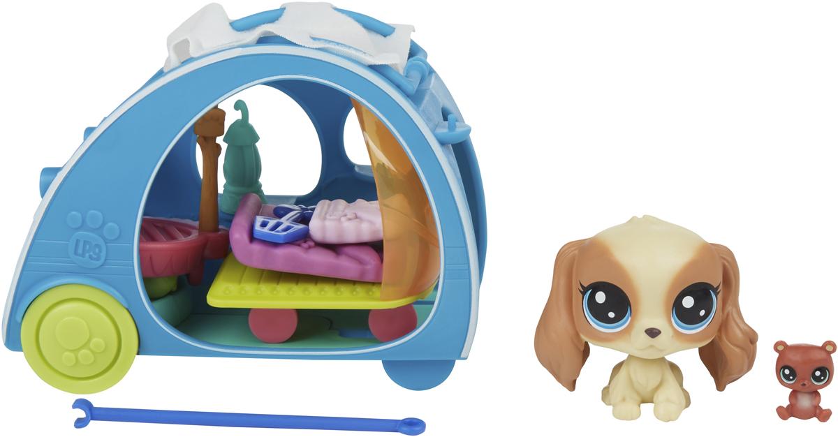 Littlest Pet Shop Игровой набор Хобби петов доска пиши стирай 21 27 2 5см littlest pet shop на магнитах маркер с магнитом