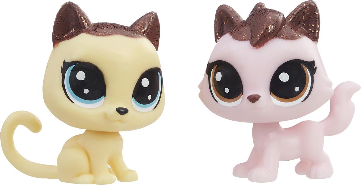 Littlest Pet Shop Набор игрушек Зефирный пет 2 шт купить littlest pet shop старая коллекция купить