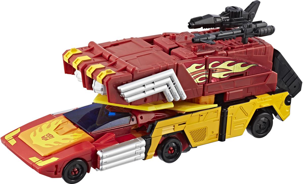 Transformers Игрушка трансформер Дженерейшнз Лидер искусство красивых побед переговоры с удовольствием харизматичный лидер комплект из 3 книг