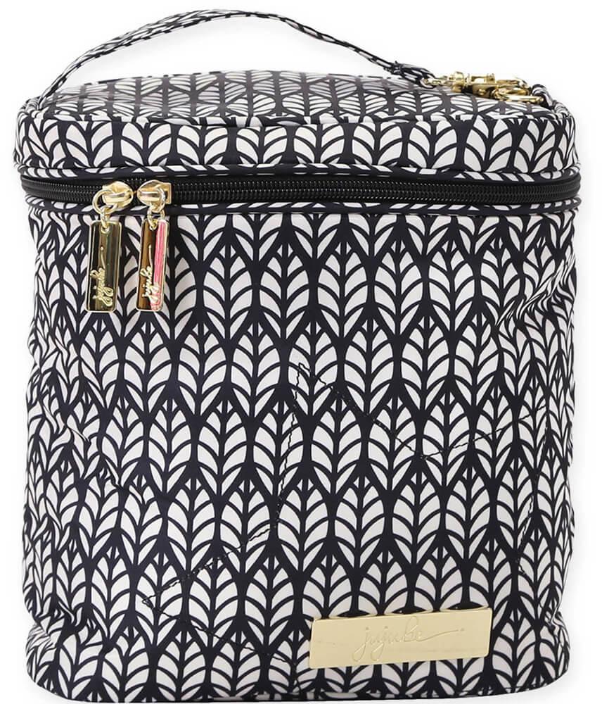 Ju-Ju-Be Термосумка для мамы Fuel Cell цвет черный белый 13AA09L-8987, Сумки для мам  - купить со скидкой