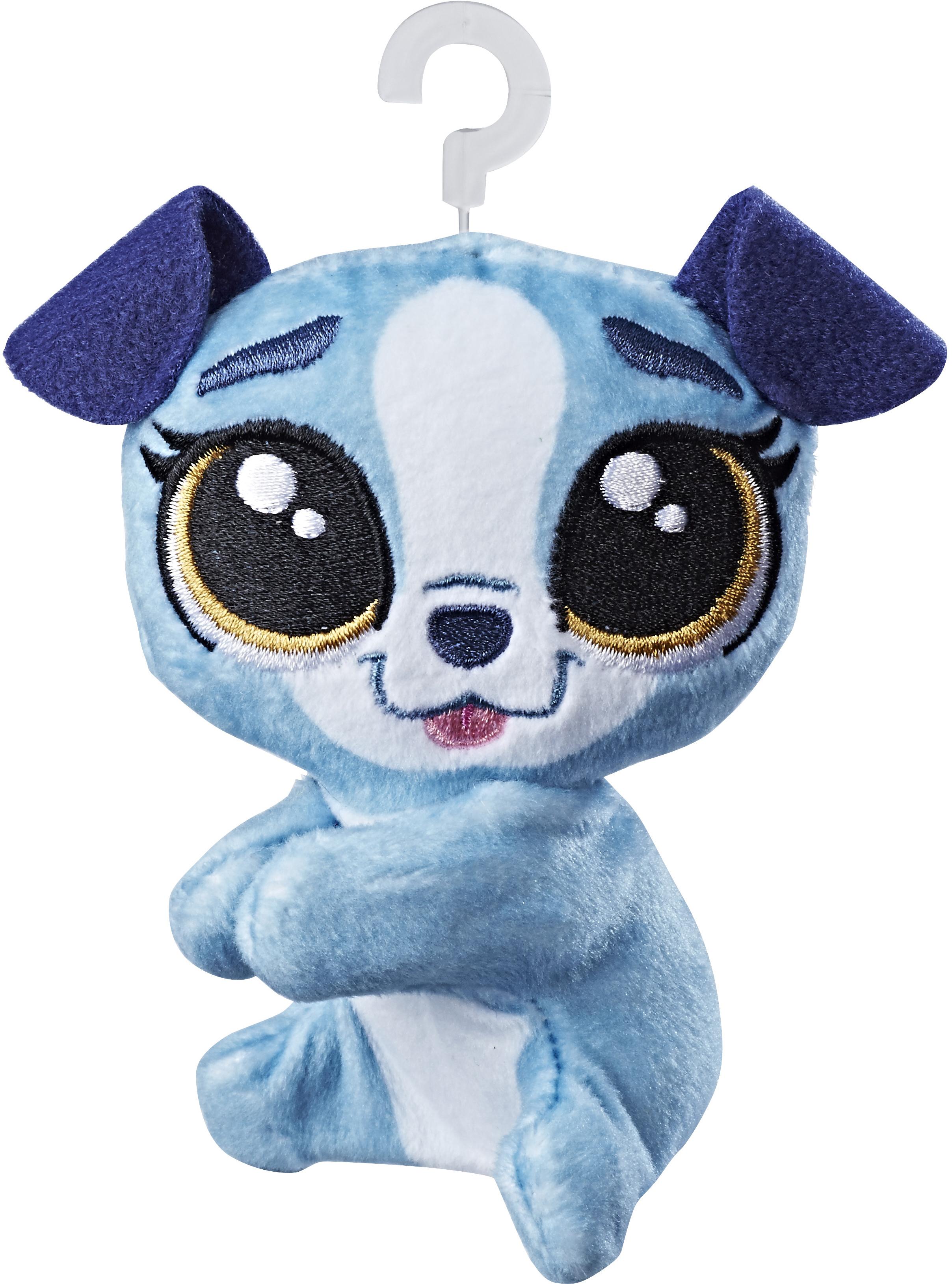 Littlest Pet Shop Игрушка мягконабивная Пет-прилипала Buster Boxington фигурки игрушки littlest pet shop игрушка зверюшка