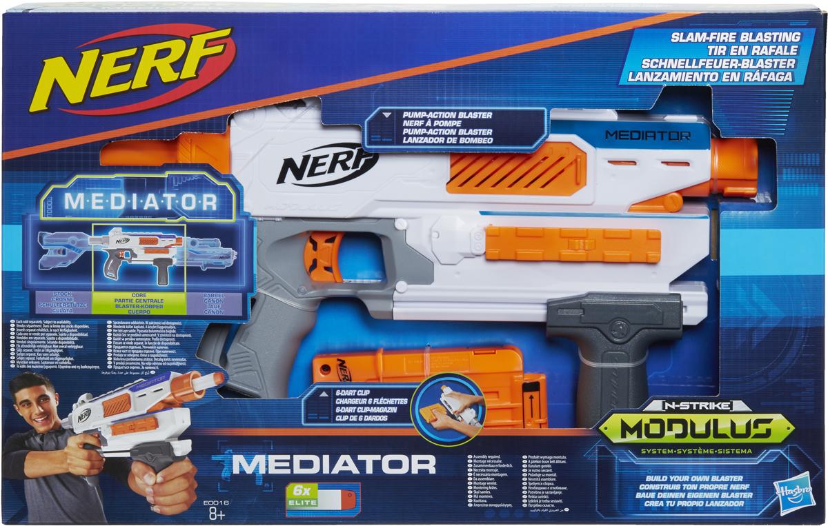 Nerf Игрушка бластер Медиатор - Игрушечное оружие