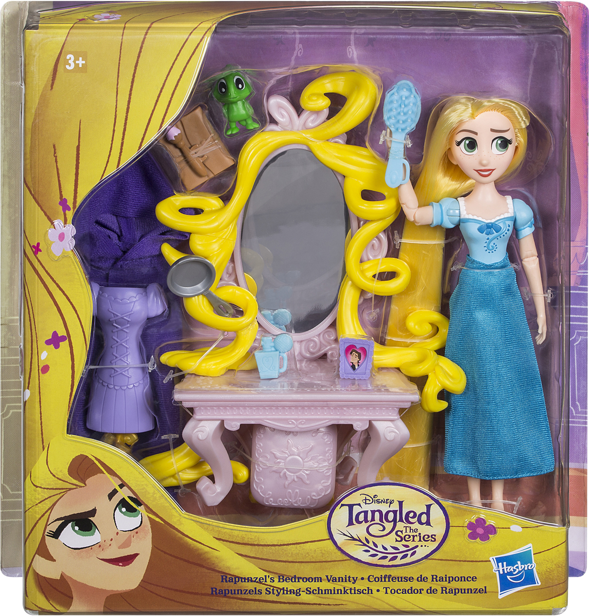 Disney Tangled Кукла Рапунцель с аксессуарами - Куклы и аксессуары