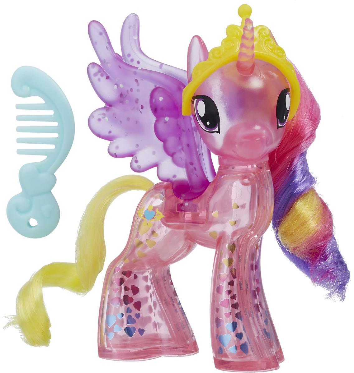 My Little Pony Игрушка Пони с блестками Princess Cadance