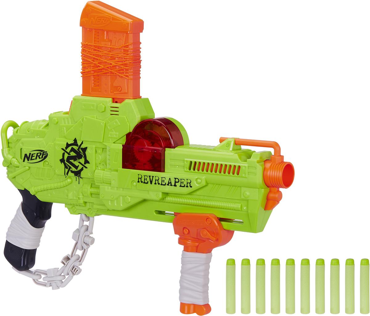 Nerf Игрушка бластер Реврипер - Игрушечное оружие