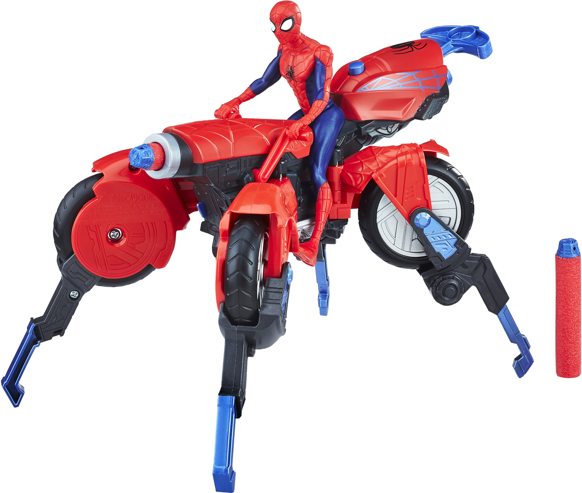 Spider-Man Игрушка Человек-Паук и транспорт
