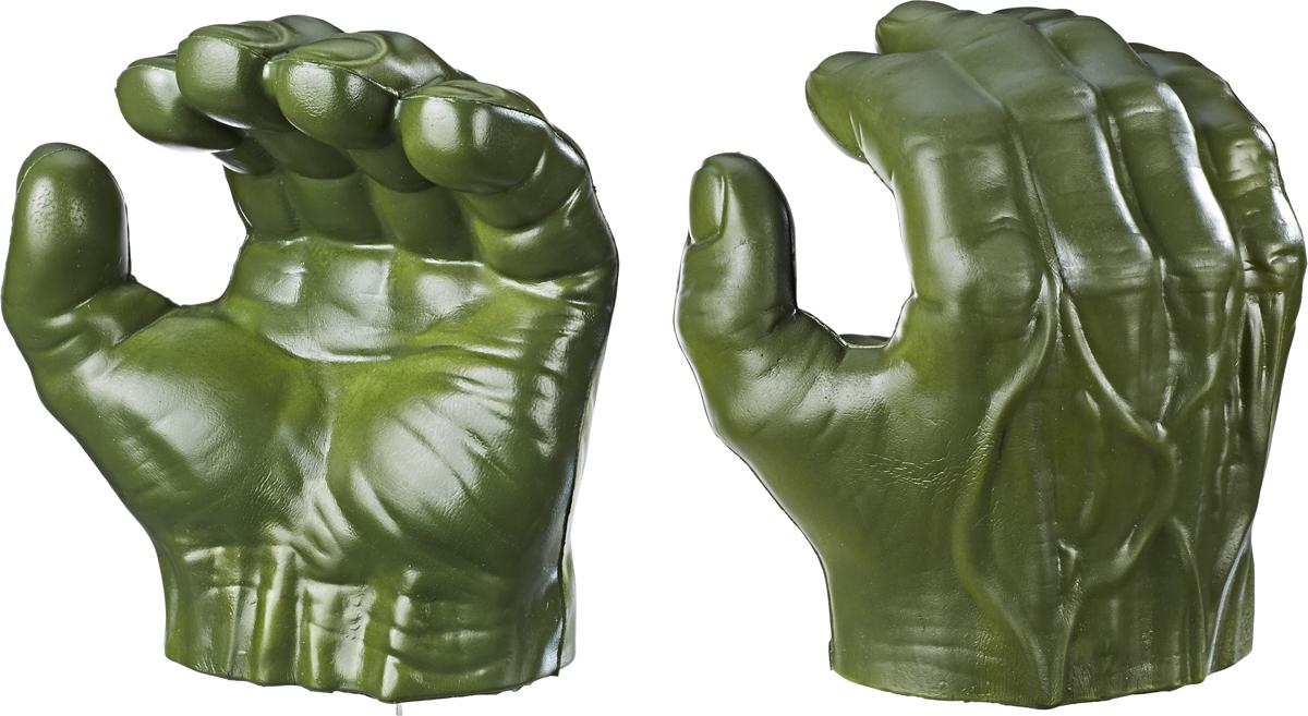 Avengers Игрушка Кулаки Халка - Интерактивные игрушки