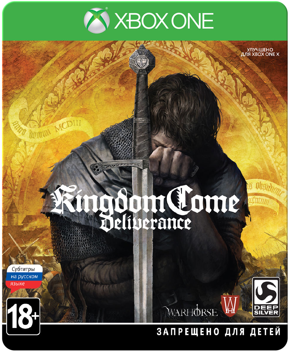 Kingdom Come: Deliverance. Издание Steelbook (Xbox One) цена и фото