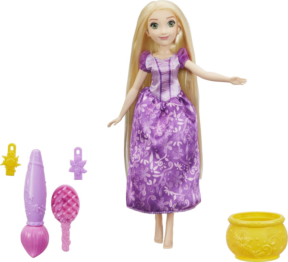 Disney Princess Кукла Рапунцель Магия волос