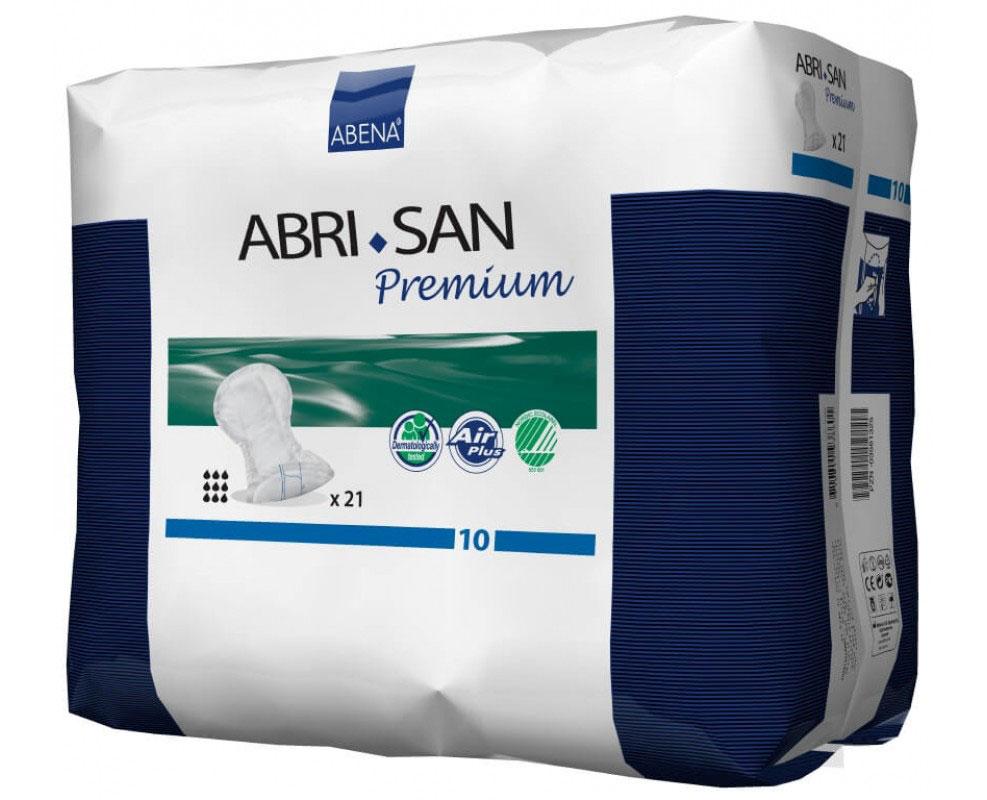 Abena Урологические вкладыши Abri-San Premium 10 21 шт9386Урологические вкладыши Abena Abri-San Premium - это удобные прокладки анатомической формы для всехстепеней недержания.Особенности: полностью дышащие -микропоры внешнего слоя позволяют коже дышать,поддерживают естественнуюциркуляцию воздуха под прокладкой/вкладышем, существенно уменьшая риск появления кожного дерматита икаких-либо других раздражений. Размер микропор слишком мал, чтобы пропустить жидкость, но достаточен длявоздухообмена анатомическая форма и многоуровневая защита от протеканий:несколько впитывающих слоев; высококачественный суперабсорбент, превращающий воду в гель; уникальная система Top Dry (Топ Драй), которая обеспечивает мгновенное впитывание жидкости и оставляетповерхность, соприкасаемую с кожей, сухой;впитывающие каналы быстро и равномерно распределяют жидкостьи надежно удерживают ее внутри в течениевсего использования; высокие влагоотталкивающие бортики, анатомически верно направленные (внутрь вкладыша), являются важнойсоставляющей эталонной защиты Abri-San. выполнены из мягких бесшумных материалов - мягкие и удобные прокладки и вкладыши Abri-San бесшумны инезаметны под одеждой, они не натирают и не оставляют следов даже на самой чувствительной кожесегментированный цветовой индикатор намокания на вкладышах наглядно показывает, насколько вкладышотработал себя. Желтые линии, меняя свой цвет на голубой, являются сигналом для пользователя, что подгузникпора заменить. Если при очередной смене вкладыша вы заметили, что сектора заполнены не полностью, то вследующий раз можно купить вкладыши с меньшей впитываемостью и сэкономить экомаркировка Скандинавии Белый лебедь - покупая продукт, отмеченный данной маркировкой, вы можете бытьуверены в его составеодобрено дерматологическим контролем - результаты клинических исследований подтверждают, что Abri-Formсделан из гипоаллергенных материалов и не оказывает негативного воздействия на кожуВпитываемость - 2800 г.