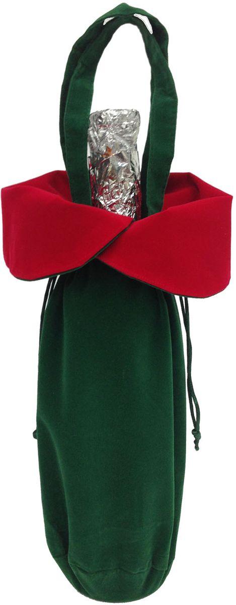 Мешочек подарочный Правила Успеха4610009215792Бархатная упаковка для шампанского.
