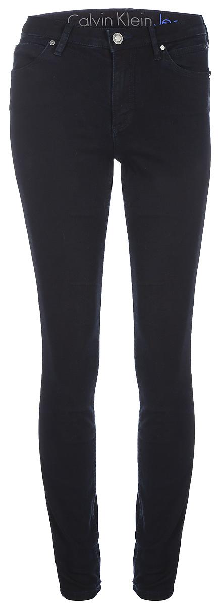 Джинсы женские Calvin Klein Jeans, цвет: синий. J20J206631_9113. Размер 30-32 (46/48-32) джинсы женские dkny j3410010 jeans