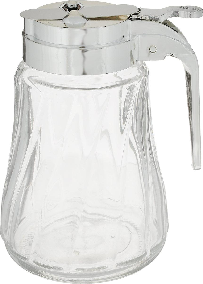 Соусник Bohmann, цвет: прозрачный, серый, 300 мл01402BHG/24Банка Bohmann для соусов изготовлена из прочного стекла и дополнена крышкой. Крышкаоткручивается, а с помощью специального механизма открывается верхний носик.Изделиеимеет элегантный дизайн и удобную форму, которые способствуют его незаменимости какпомощника по кухне.