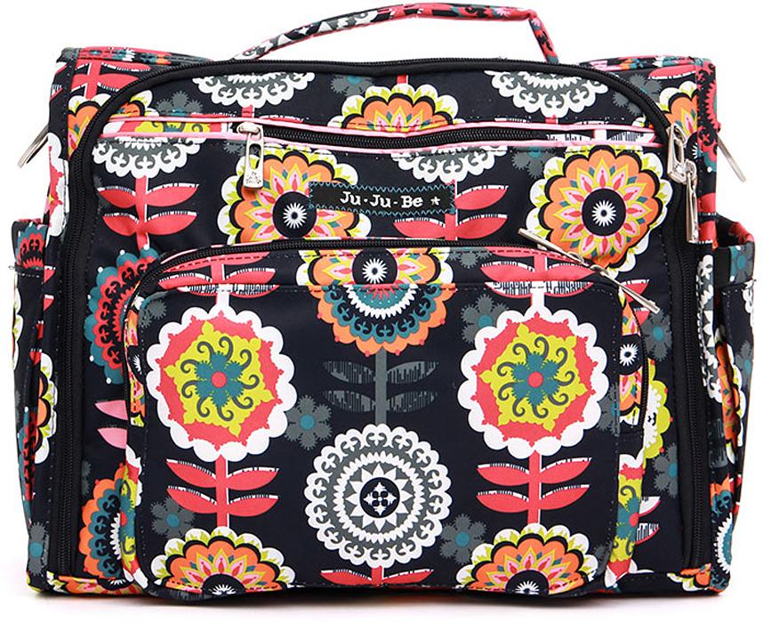 Ju-Ju-Be Сумка-рюкзак для мамы B.F.F. цвет серый розовый 09FM02A-4361
