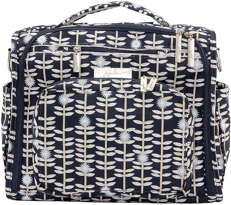 Ju-Ju-Be Сумка-рюкзак для мамы B.F.F. цвет синий белый 09FM02A-6686