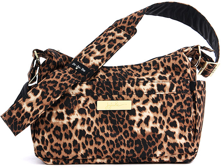 Ju-Ju-Be Сумка для мамы HoboBe цвет коричневый 13HB01L-4606 ju ju be сумка для мамы hobobe black diamond