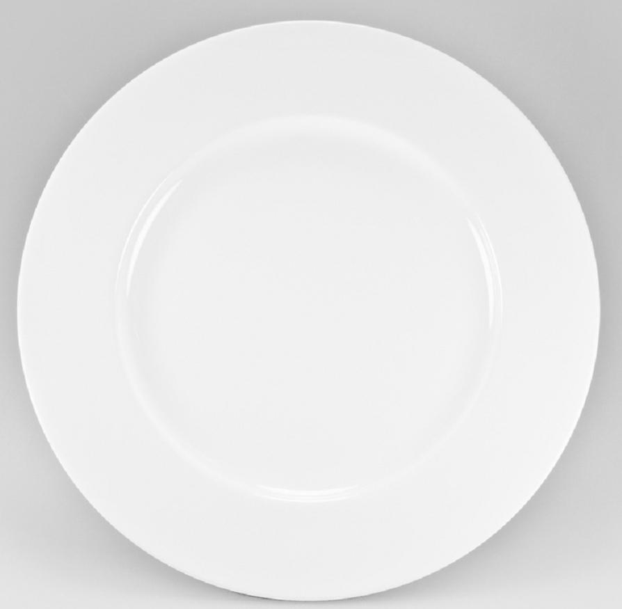 Тарелка Nikko, диаметр 27 смРП-16100-1077Тарелка изготовлена из высококачественного фарфора. Имеет классический вид, белый базовый цвет. Такая тарелка отлично подойдет к любой сервировки стола.Фарфоровые изделия из Японии маркируются на донышке обозначением CHINA. Made in Japan. CHINA - это международное обозначение высококачественного фарфора, происходящее от искаженного титула китайского императора, владеющего монополией на производство фарфора. Обозначение Bone China соответствует утонченному и изысканному костяному фарфору, популярность которого сейчас высока как никогда. Технология изготовления костяного фарфора многоступенчата. В фарфоровую массу добавляется костяная мука, что позволяет сделать изделие более прочным и тонкостенным.Фарфор фабрики NIKKO на 60% изготавливается ручным способом. Своим чистым белым цветом и прозрачностью японский фарфор завоевал отличную репутацию и первое место по продажам на мировом рынке.