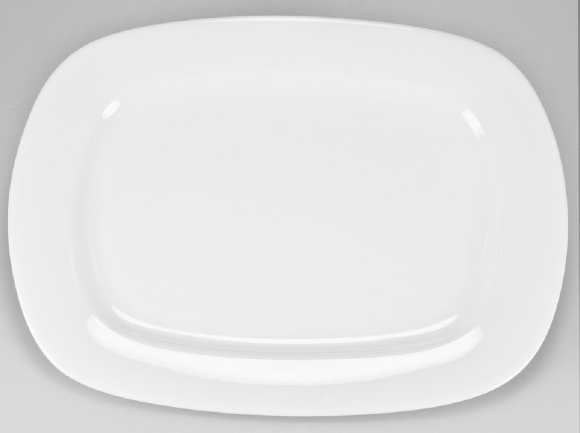 Блюдо Nikko, прямоугольное, 32 смРП-3050-4032Прямоугольное блюдо Nikko выполнено из утонченного и изысканного костяного фарфора. Костяной фарфор NIKKO - наиболее совершенный. Среди профессионалов считается, что по качеству и красоте аналогов такого фарфора нет. Своим чистым белым цветом и прозрачностью японский фарфор завоевал отличную репутацию и первое место по продажам на мировом рынке.Блюдо Nikko может создать атмосферу на вашем столе и превратить повседневную еду в праздник!