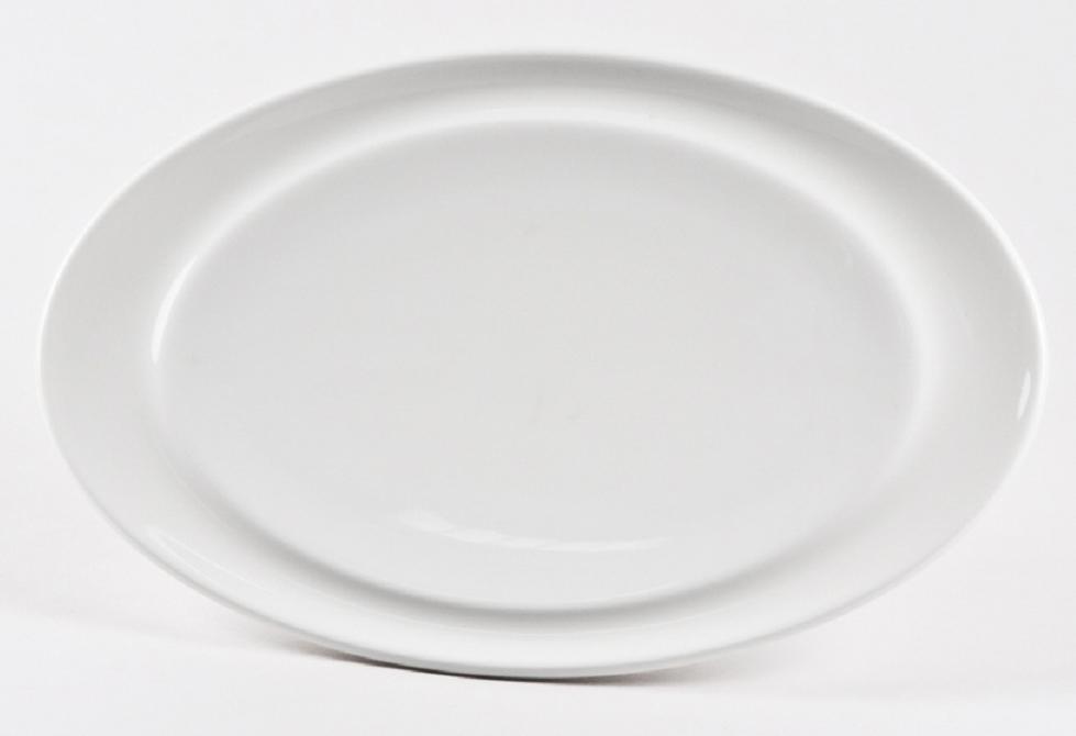"""Подставка под соусник Royal Porcelain """"Гонг"""", изготовленная из фарфора, послужит не только для  непосредственного практического применения, но и в качестве украшения интерьера. Этот  элемент сервировки подчеркнет вашу индивидуальность и тонкий вкус."""