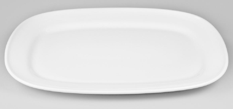 Блюдо Narumi, прямоугольное, 38 смРП-9795-1455Прямоугольное блюдо Narumi выполнено из утонченного и изысканного костяного фарфора. Костяной фарфор Narumi - наиболее совершенный. Среди профессионалов считается, что по качеству и красоте аналогов такого фарфора нет. Блюдо Narumi может создать атмосферу на вашем столе и превратить повседневную еду в праздник!Можно мыть в посудомоечной машине.