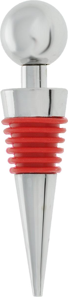 Пробка для бутылки Apollo Sphere, цвет: красныйSPR-01_краснПробка Sphere предназначена для открытых бутылок в целях предотвращения окисления и порчи напитков.